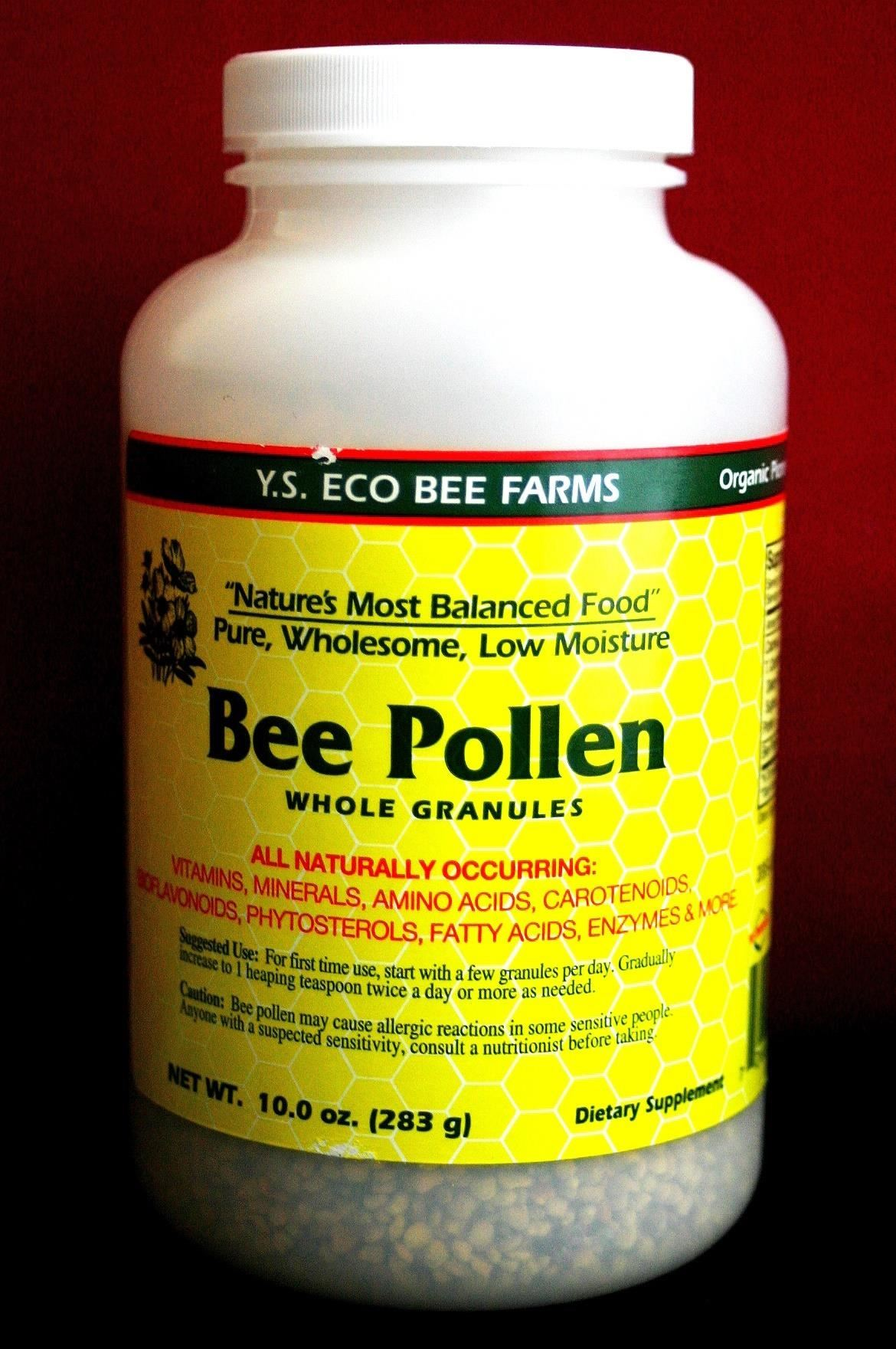 The Buzz on Bee Pollen Benefits