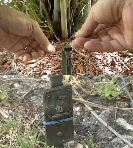 How to Make a Cheap Tripwire Alarm for Paintball Battles