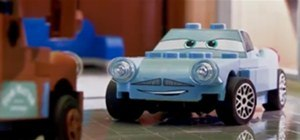 Cars 2 Movie Trailer Redone With LEGO