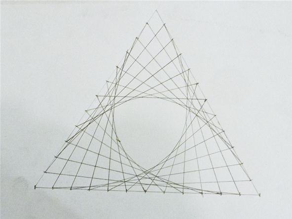 How To Make Straight Line Art : Gallery geometric lines drawing