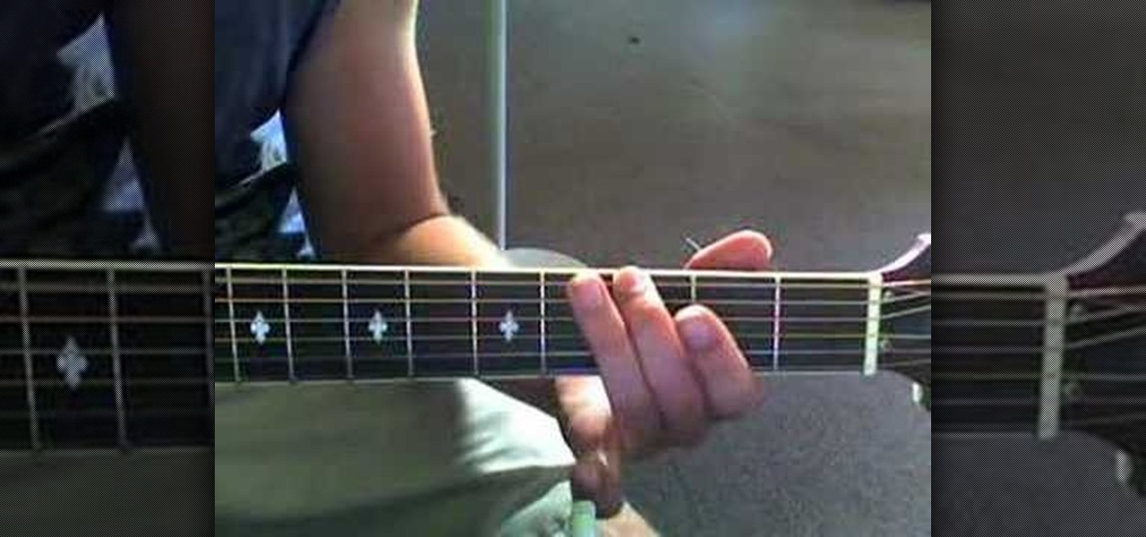 How to Play Hank, Jr\'s \