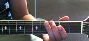 """Play Hank, Jr's """"A Country Boy Can Survive"""" on guitar"""