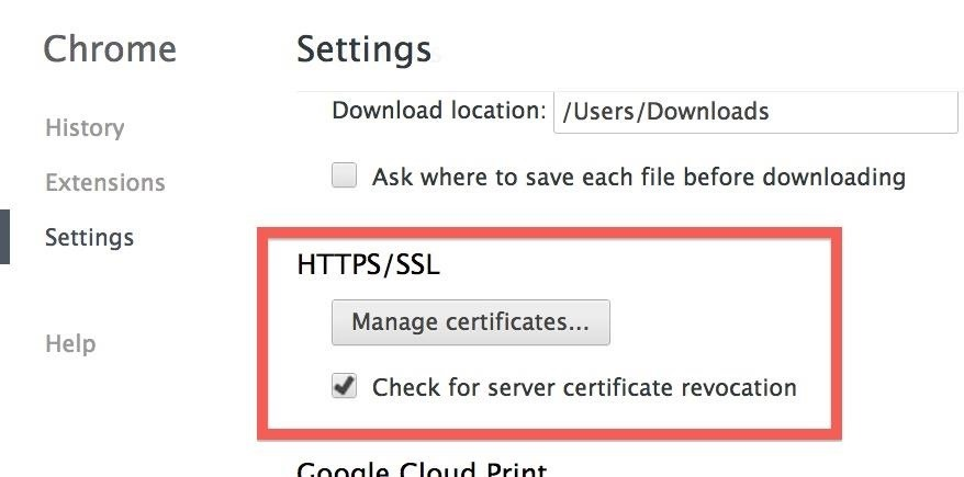 Encrypted Sites May Not Be Safe to Visit Using Chrome's Default Settings
