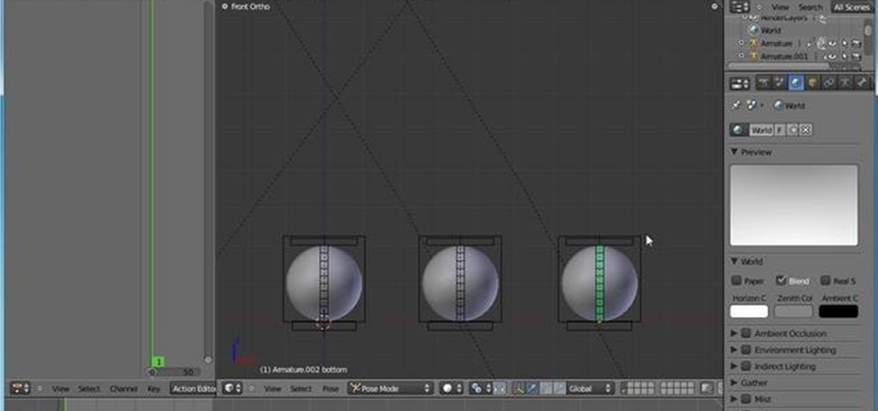how to create a face in blender
