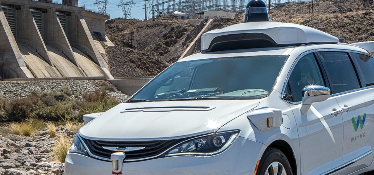 Automakers Put Driverless Through the Paces with Searing Heat & Chaotic Conditions