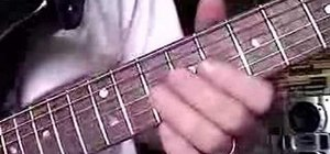 Play Stevie Ray Vaughan's most popular riffs