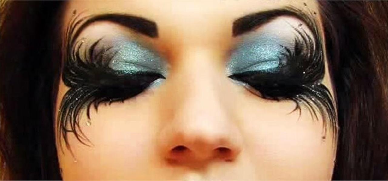 How to Create Fallen Angel/Dark Fairy Makeup for Halloween ...