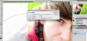 Cut a person or object out of a picture in Photoshop