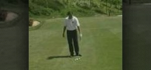 Do the inside path golf drill