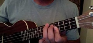 "Play the song ""Ego"" by Beyoncé on ukelele"