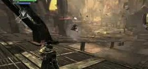 Walkthrough Raxus Prime in The Force Unleashed