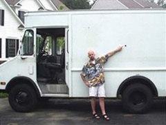 Convert a Truck Into a Camera
