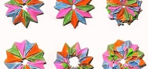 Origamifantastic fireworks by Yami Yamauchi