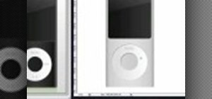 Create a 4th gen iPod Nano in Photoshop