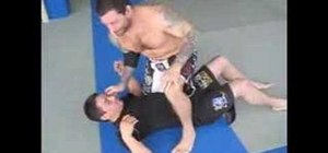 Do the double under takedown for Brazilian Jiu-Jitsu