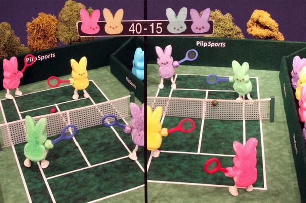 Happy Easter! Celebrate With a Peeps-Show