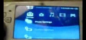 Hack a PSP TA-088v3 using ChickHEN R2 & CFW 3.60