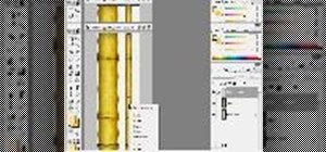 Create A bamboo in Photoshop