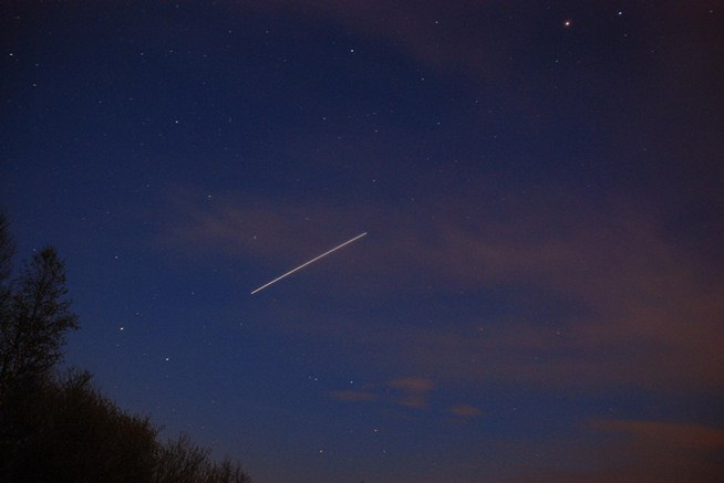 Can You See The International Space Station From Earth