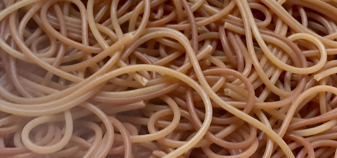 How To: Inject Tons of Flavor into Boring Dried Pasta by Toasting It