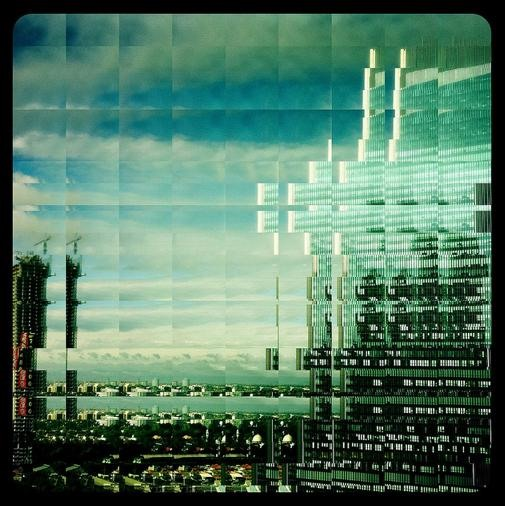 How to Turn Your iPhone Photos into Digital Glitch Art