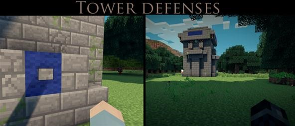 """The """"Minecraft: DotA"""" Map: An In-Game Game Based on an In-Game Game"""