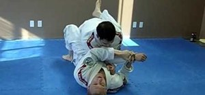 Do a Jiu Jitsu switch back sweep