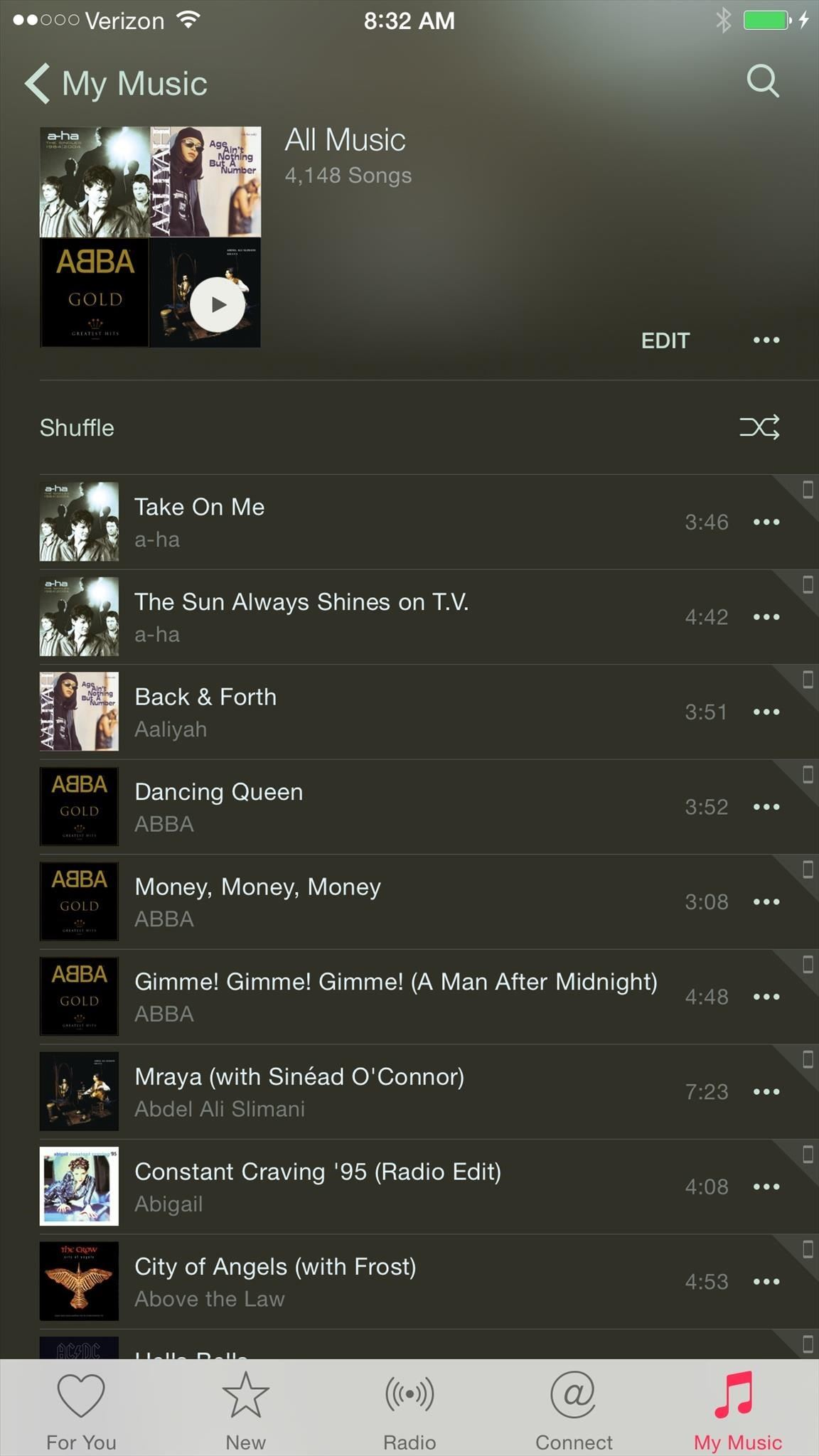 how to add new songs in iphone using itunes