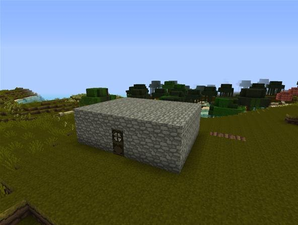 Simple things to build in minecraft 100 things to build for Easy things to build
