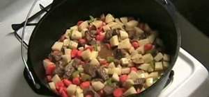 Make great beef stew
