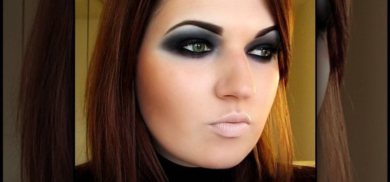 How To Use Makeup For A Dark Eyed Androgynous Look 171 Makeup