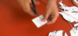 Make spooky Halloween shadow puppets with Etsy