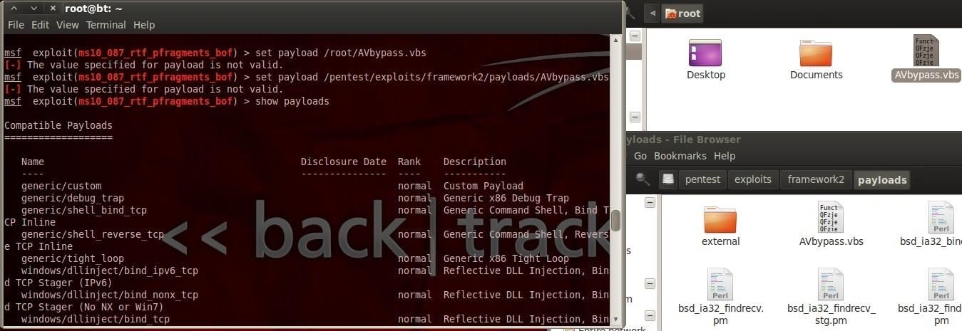 Hack Like a Pro: How to Change the Signature of Metasploit Payloads