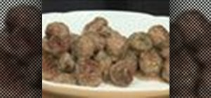 Make Swedish meatball appetizers