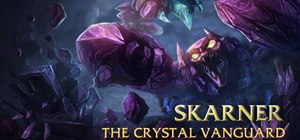 Play the scorpion champion Skarner in League of Legends