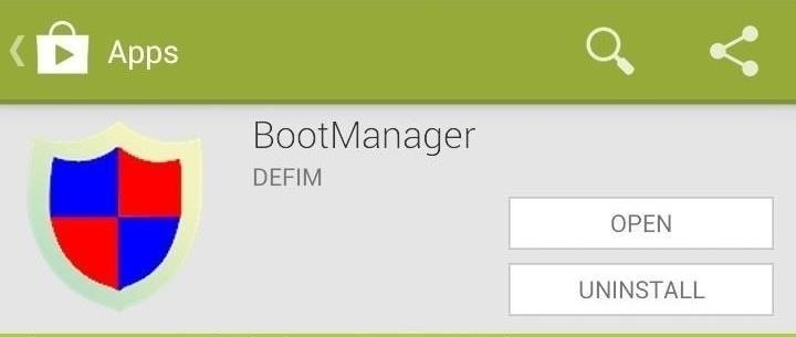 To control which apps boot during startup on your nexus 4 or nexus 5