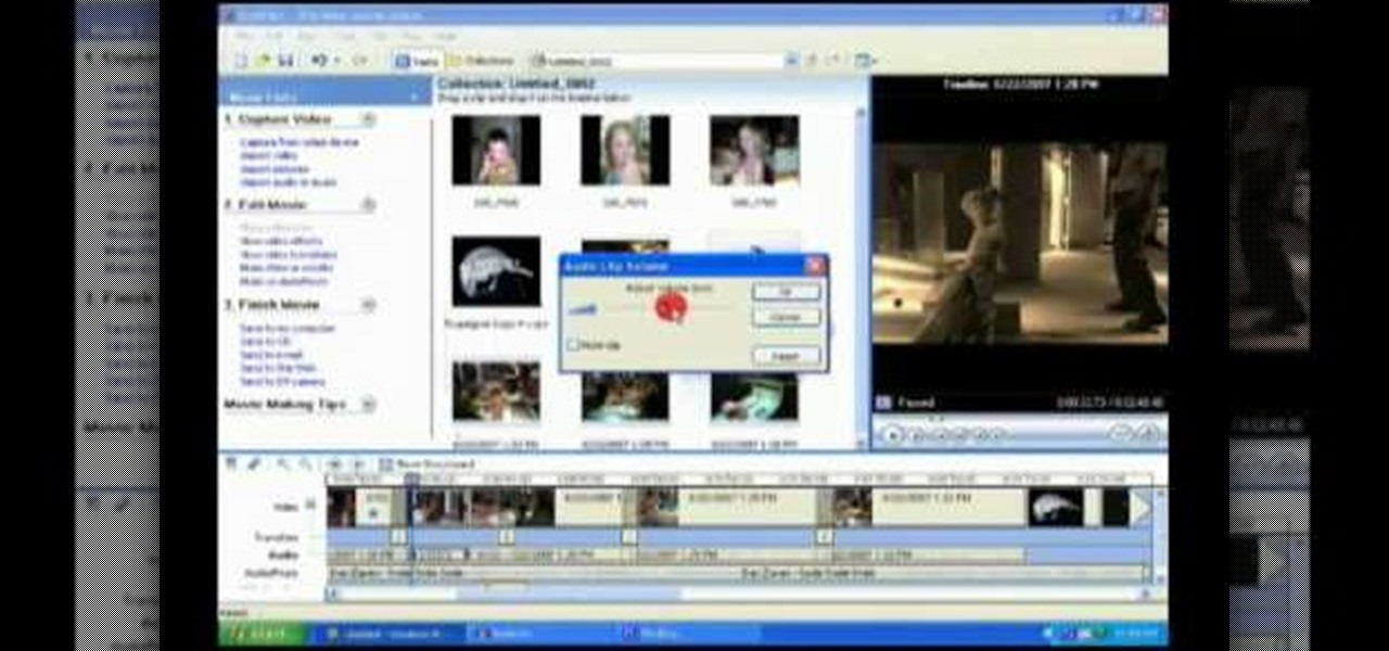 How to use windows movie maker to add and edit audio movie maker how to use windows movie maker to add and edit audio movie maker wonderhowto ccuart Images