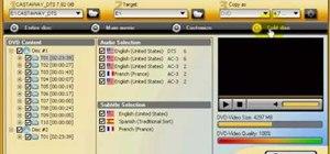 Copy any DVD movie with Clone DVD