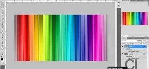 Make a quick and easy wallpaper in Adobe Photoshop CS4