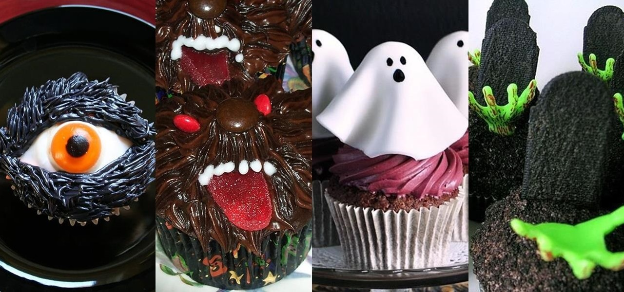 6 Cute & Creepy Halloween Desserts