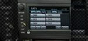 Access XM Satellite Radio in a 2010 Prius