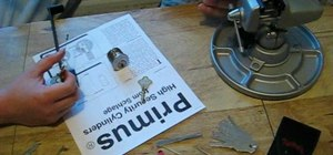 Use a bump key attack on a Shlage Primus lock and prevent bump attacks