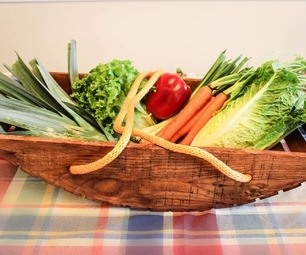 Harvest Basket (Garden Trug) - Instructables