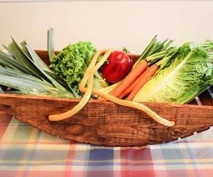 Harvest Basket (Garden Trug) - Instructables