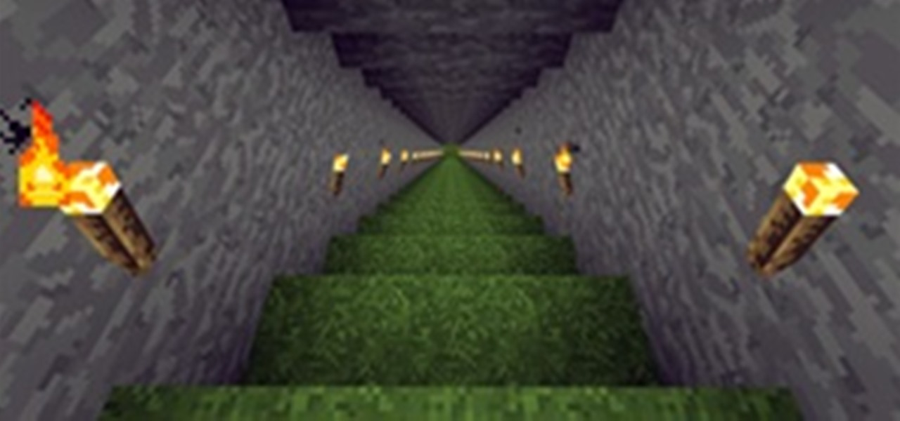 minecraft underground base entrance
