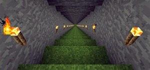 Brighten Up Your Subterranean Abode in Minecraft—Grow Grass Underground!
