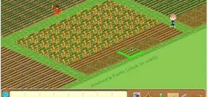 Use ploughing & seeding tricks in Farm Town (05/23/09)