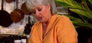 Make fried mac and cheese with Paula Deen