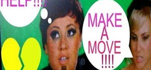 Make a move on a girl successfully