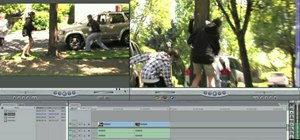 Edit digital footage in Final Cut Pro or Express